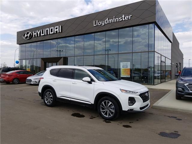 2019 Hyundai Santa Fe Preferred 2.0 (Stk: 9SA9054) in Lloydminster - Image 1 of 6