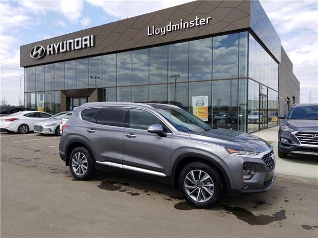 2019 Hyundai Santa Fe Preferred 2.4 (Stk: 9SA2772) in Lloydminster - Image 1 of 6