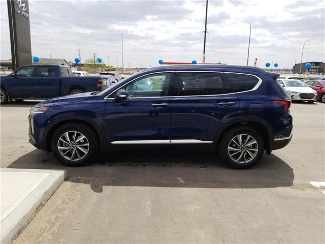 2019 Hyundai Santa Fe Luxury (Stk: 9SA0489) in Lloydminster - Image 2 of 6