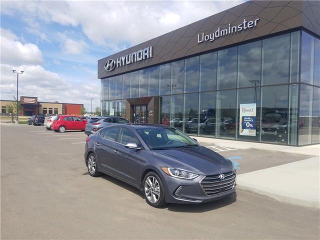 2018 Hyundai Elantra GL SE (Stk: 8EL3152) in Lloydminster - Image 1 of 10