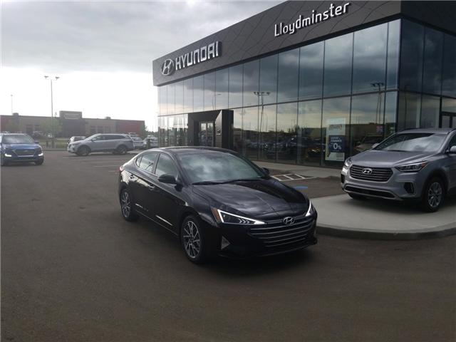 2020 Hyundai Elantra Luxury (Stk: 0EL0352) in Lloydminster - Image 1 of 7