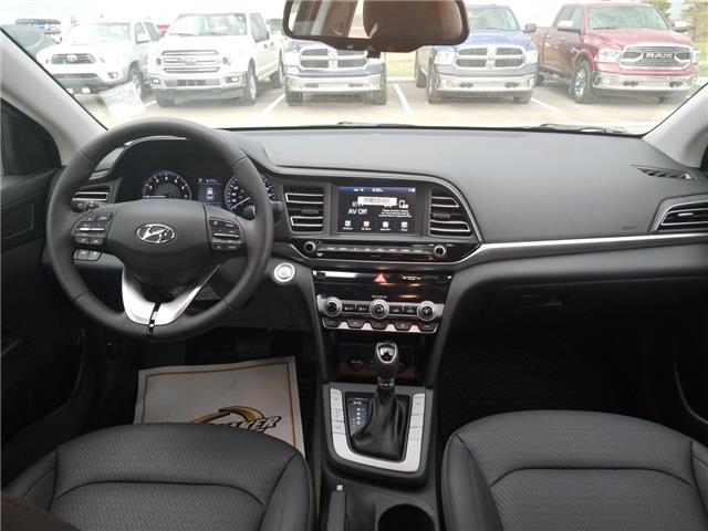 2020 Hyundai Elantra Luxury (Stk: 0EL0352) in Lloydminster - Image 7 of 7