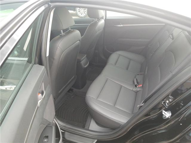 2020 Hyundai Elantra Luxury (Stk: 0EL0352) in Lloydminster - Image 6 of 7