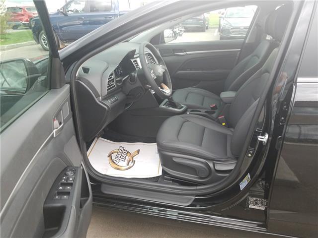 2020 Hyundai Elantra Luxury (Stk: 0EL0352) in Lloydminster - Image 5 of 7
