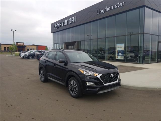 2019 Hyundai Tucson Preferred w/Trend Package (Stk: 9TU9500) in Lloydminster - Image 1 of 10