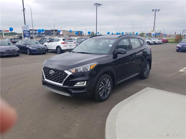 2019 Hyundai Tucson Preferred w/Trend Package (Stk: 9TU9500) in Lloydminster - Image 2 of 10