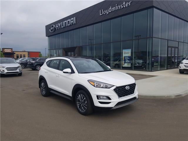 2019 Hyundai Tucson Preferred w/Trend Package (Stk: 9TU9621) in Lloydminster - Image 1 of 10