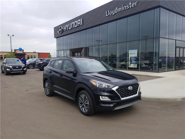2019 Hyundai Tucson Preferred w/Trend Package (Stk: 9TU9626) in Lloydminster - Image 1 of 10
