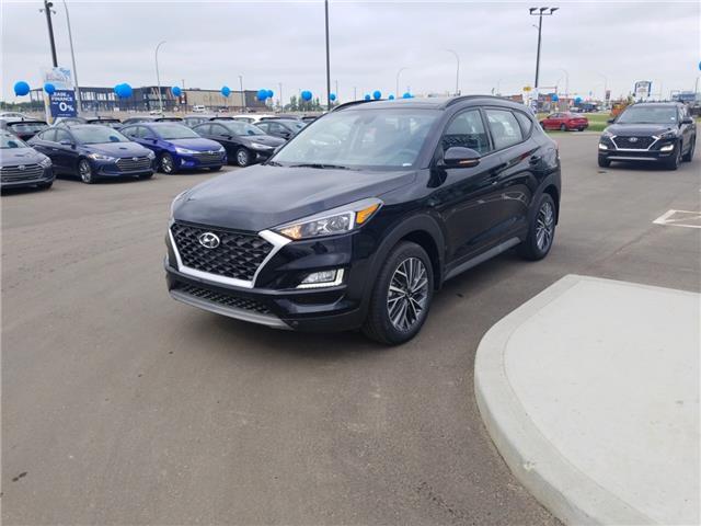 2019 Hyundai Tucson Preferred w/Trend Package (Stk: 9TU9626) in Lloydminster - Image 2 of 10