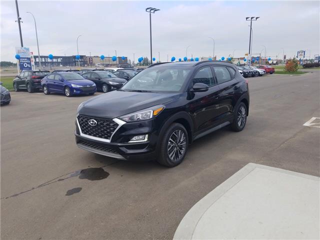 2019 Hyundai Tucson Preferred w/Trend Package (Stk: 9TU4271) in Lloydminster - Image 2 of 10