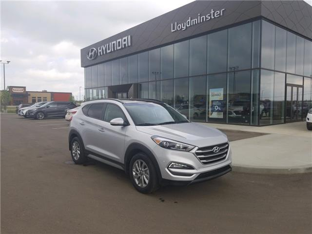 2017 Hyundai Tucson SE (Stk: 7TU8746) in Lloydminster - Image 1 of 6
