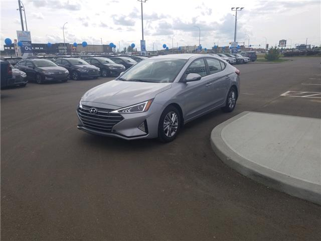 2020 Hyundai Elantra Preferred w/Sun & Safety Package (Stk: 0EL7322) in Lloydminster - Image 2 of 7