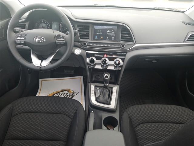2020 Hyundai Elantra Preferred w/Sun & Safety Package (Stk: 0EL7322) in Lloydminster - Image 7 of 7