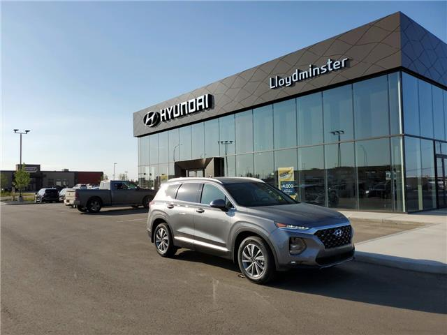 2019 Hyundai Santa Fe Preferred 2.4 (Stk: 9SA5666) in Lloydminster - Image 1 of 6