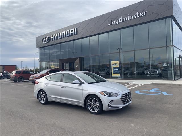 2018 Hyundai Elantra GLS (Stk: 8EL8949) in Lloydminster - Image 1 of 8