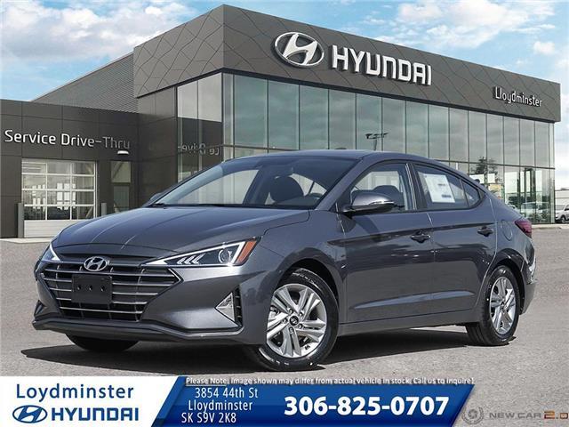 2020 Hyundai Elantra Preferred w/Sun & Safety Package (Stk: 0EL0343) in Lloydminster - Image 1 of 23