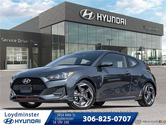 2020 Hyundai Veloster Turbo (Stk: 0VE4906) in Lloydminster - Image 1 of 22