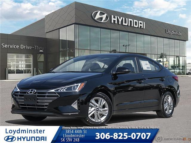 2020 Hyundai Elantra Preferred (Stk: 0EL2070) in Lloydminster - Image 1 of 23