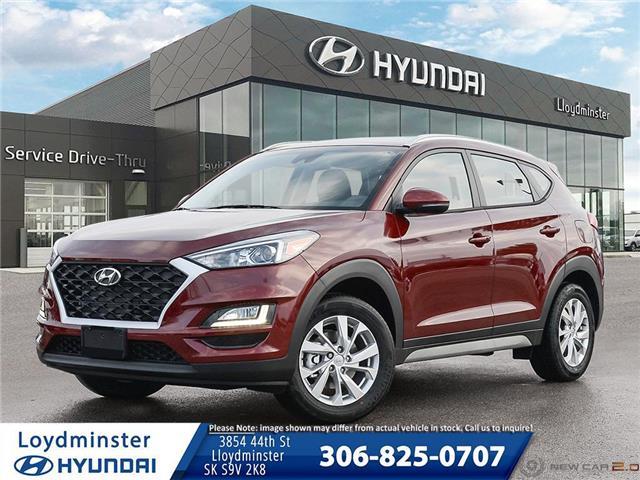 2019 Hyundai Tucson Preferred (Stk: 9TU3438) in Lloydminster - Image 1 of 23