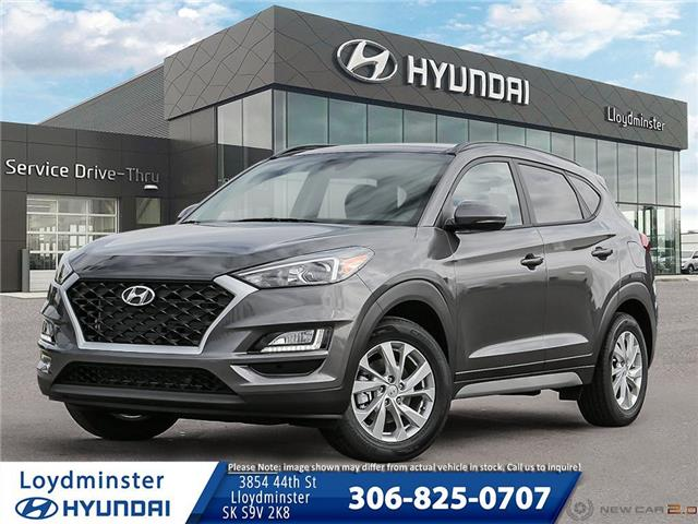 2020 Hyundai Tucson Preferred w/Sun & Leather Package (Stk: 0TU9130) in Lloydminster - Image 1 of 23