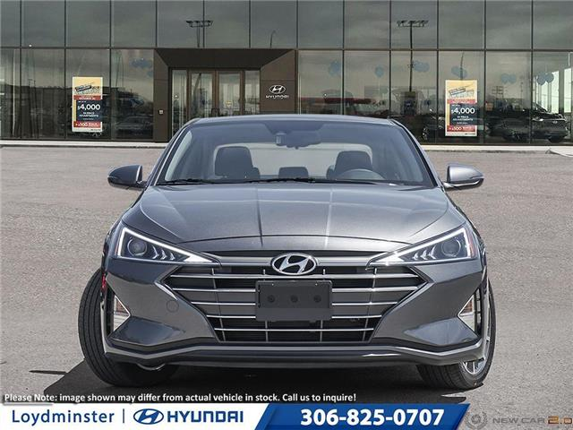 2020 Hyundai Elantra Luxury (Stk: 0EL8287) in Lloydminster - Image 2 of 23