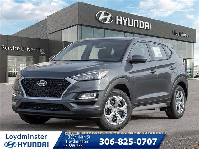 2019 Hyundai Tucson Essential w/Safety Package (Stk: 9TU6629) in Lloydminster - Image 1 of 22