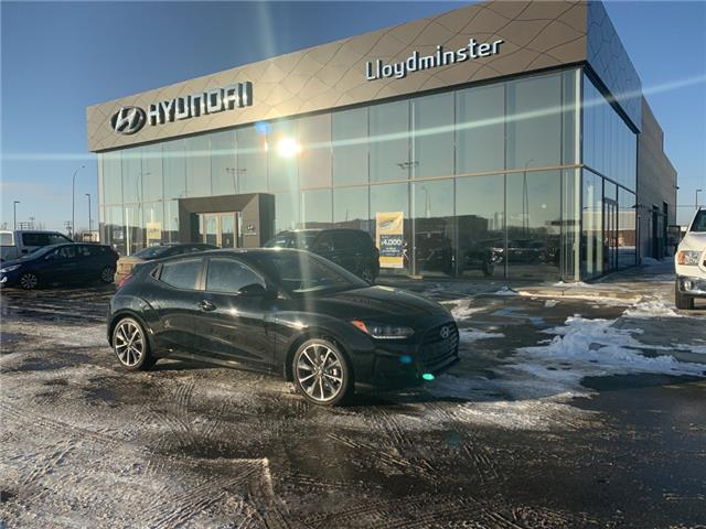 2020 Hyundai Veloster Luxury (Stk: 0VE3235) in Lloydminster - Image 1 of 8