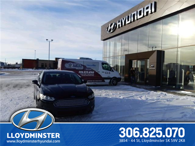 2016 Ford Fusion SE (Stk: P1240) in Lloydminster - Image 1 of 6