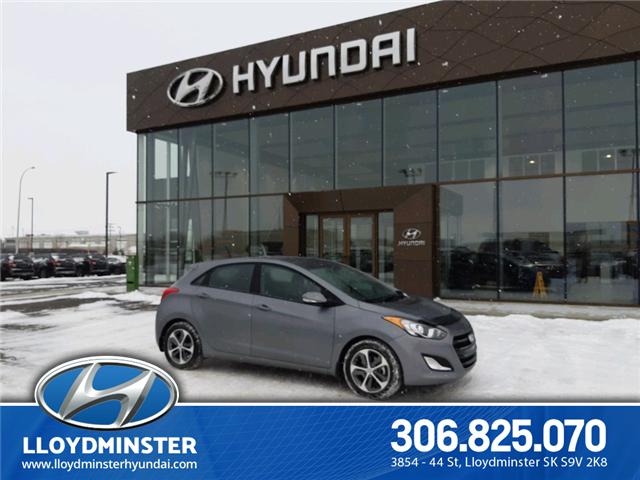 2016 Hyundai Elantra GT GL (Stk: 8TU7457A) in Lloydminster - Image 1 of 6
