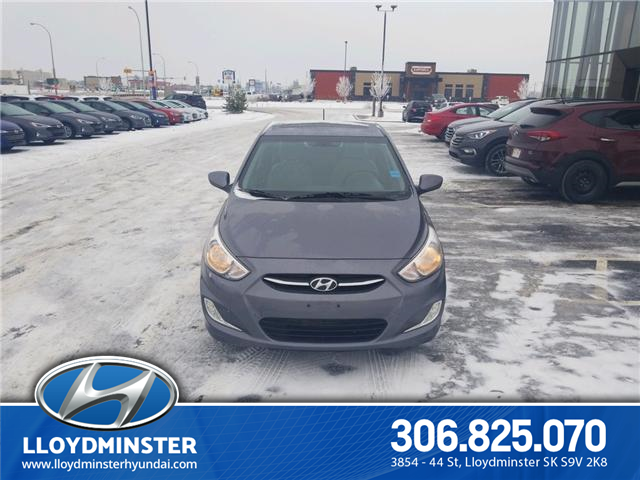 2017 Hyundai Accent SE (Stk: P1242) in Lloydminster - Image 2 of 14