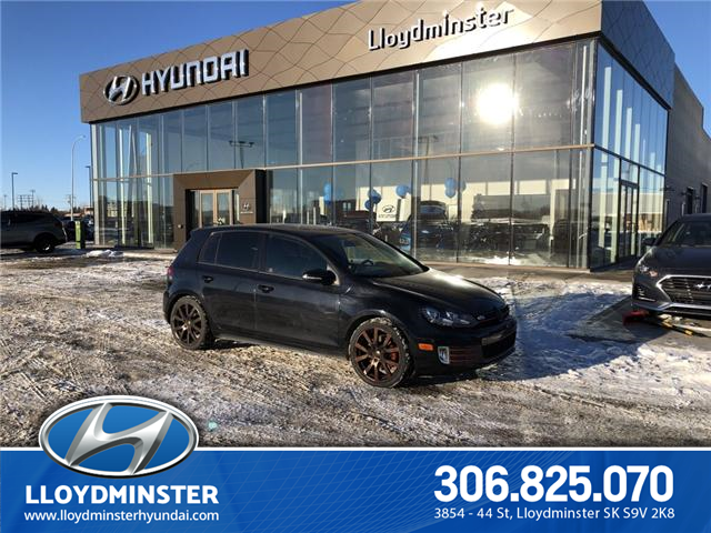 2013 Volkswagen Golf GTI 5-Door (Stk: P1237) in Lloydminster - Image 1 of 15