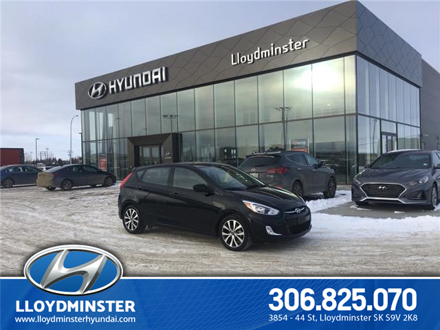 2017 Hyundai Accent SE (Stk: P1251) in Lloydminster - Image 1 of 15