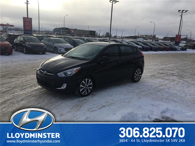 2017 Hyundai Accent SE (Stk: P1251) in Lloydminster - Image 2 of 15