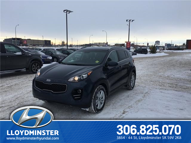 2018 Kia Sportage LX (Stk: L1232) in Lloydminster - Image 2 of 15
