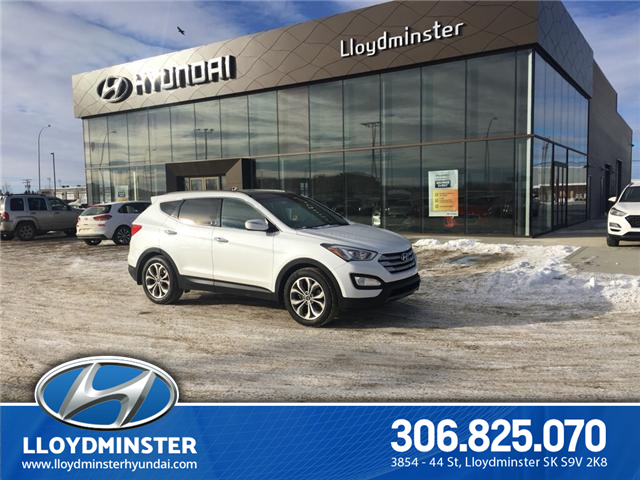 2015 Hyundai Santa Fe Sport 2.0T Limited (Stk: 9SA9336A) in Lloydminster - Image 1 of 16