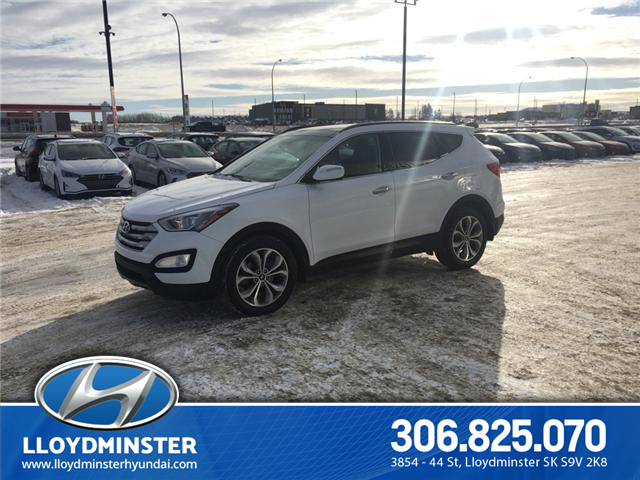 2015 Hyundai Santa Fe Sport 2.0T Limited (Stk: 9SA9336A) in Lloydminster - Image 2 of 16