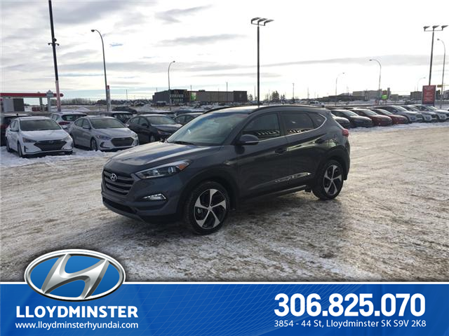 2016 Hyundai Tucson Limited (Stk: 9TU6865A) in Lloydminster - Image 2 of 16