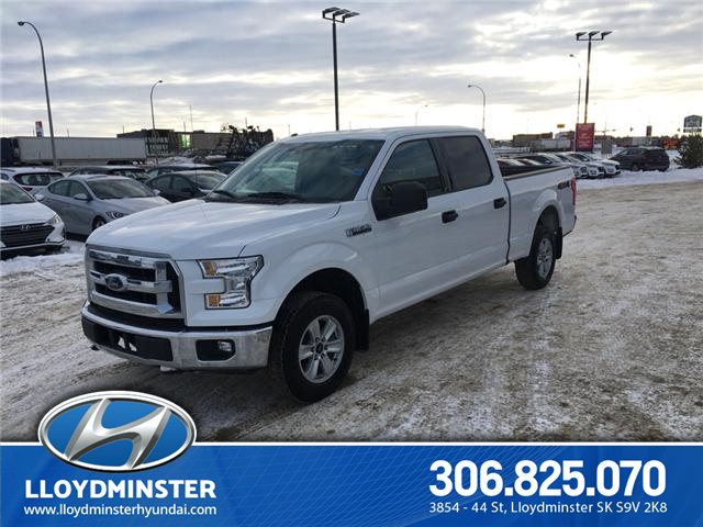 2017 Ford F-150  (Stk: P1259) in Lloydminster - Image 2 of 16