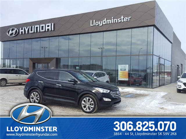 2013 Hyundai Santa Fe Sport 2.0T Limited (Stk: 9SA7310A) in Lloydminster - Image 1 of 18