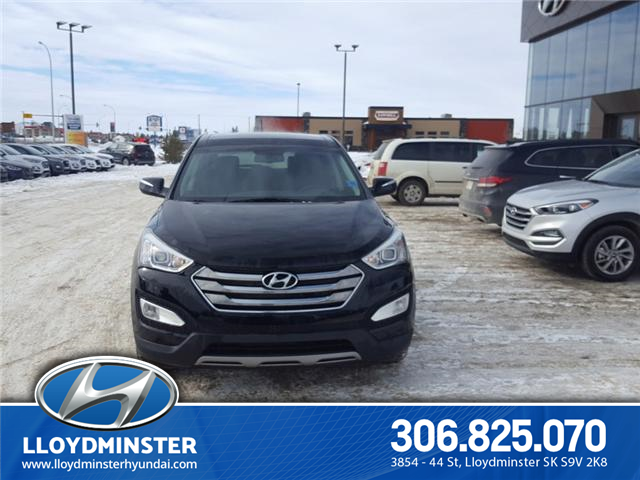2013 Hyundai Santa Fe Sport 2.0T Limited (Stk: 9SA7310A) in Lloydminster - Image 2 of 18