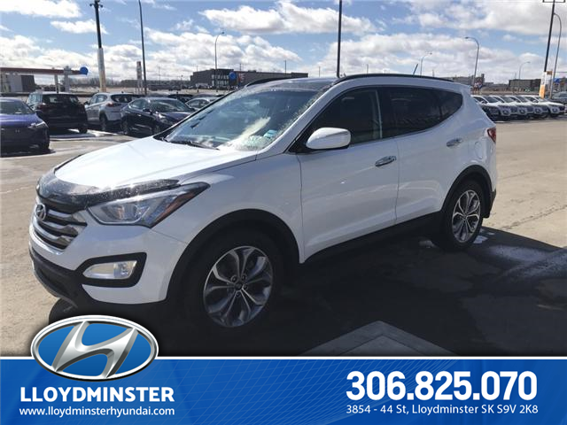 2015 Hyundai Santa Fe Sport 2.0T Limited (Stk: 9SA1218A) in Lloydminster - Image 2 of 12