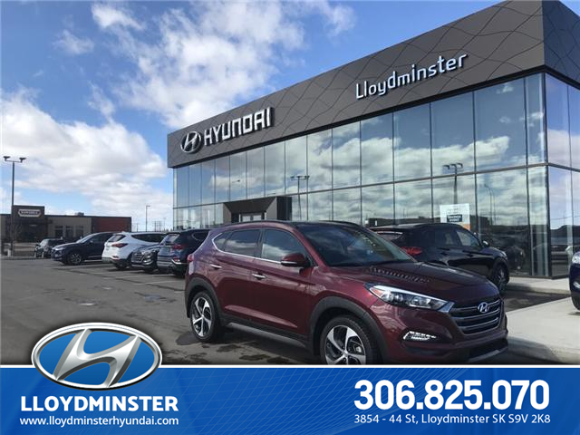 2016 Hyundai Tucson Limited (Stk: 9TU3659A) in Lloydminster - Image 1 of 14