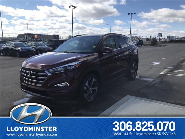 2016 Hyundai Tucson Limited (Stk: 9TU3659A) in Lloydminster - Image 2 of 14