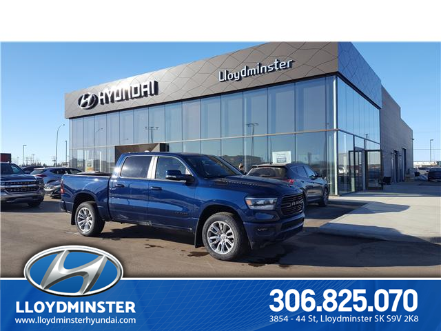 2019 RAM 1500 Rebel (Stk: P1264) in Lloydminster - Image 1 of 10