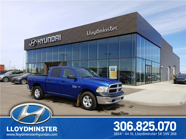 2017 RAM 1500 ST (Stk: P1273) in Lloydminster - Image 1 of 15