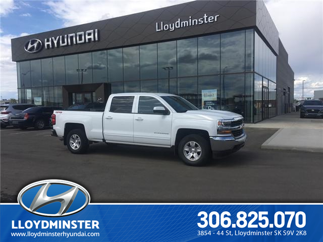 2018 Chevrolet Silverado 1500  (Stk: P1279) in Lloydminster - Image 1 of 13
