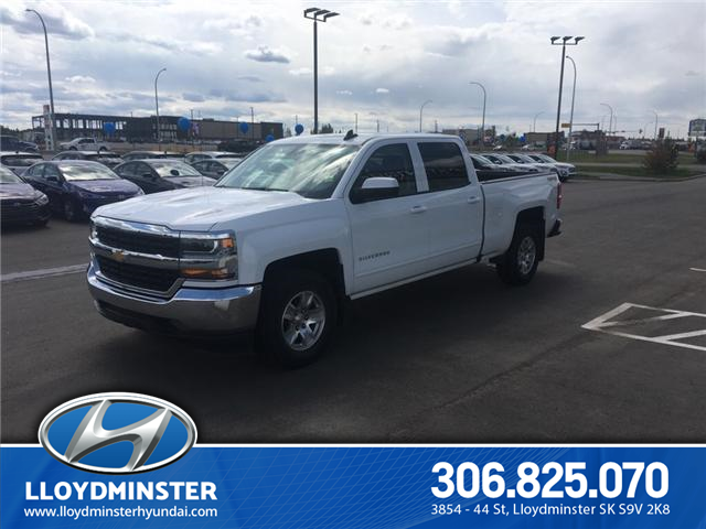 2018 Chevrolet Silverado 1500  (Stk: P1279) in Lloydminster - Image 2 of 13