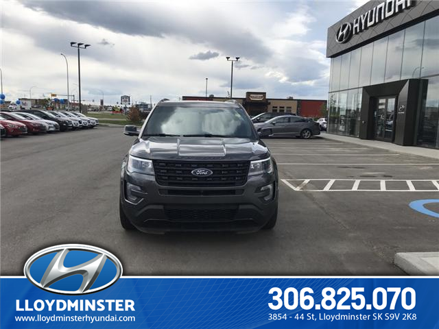 2016 Ford Explorer Sport (Stk: 9SA3015A) in Lloydminster - Image 2 of 11