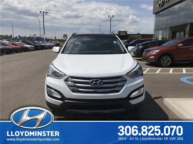 2016 Hyundai Santa Fe Sport 2.0T Limited (Stk: 9SA5873A) in Lloydminster - Image 2 of 17