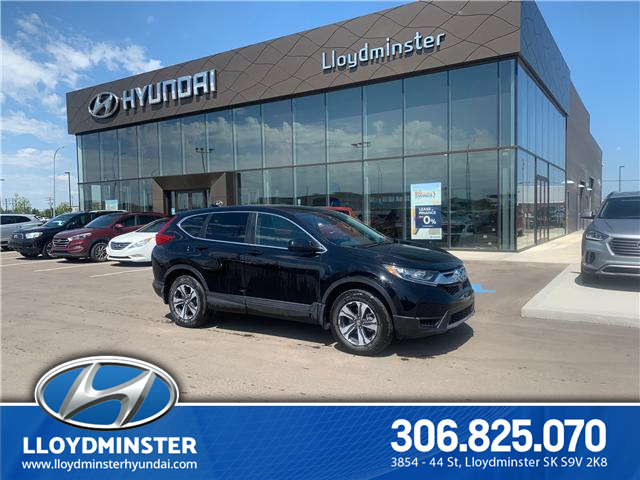 2018 Honda CR-V LX (Stk: 9SA8663A) in Lloydminster - Image 1 of 8
